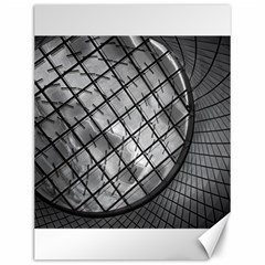 Architecture Roof Structure Modern Canvas 12  x 16