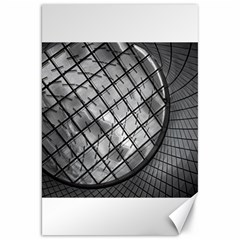 Architecture Roof Structure Modern Canvas 20  x 30