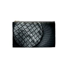 Architecture Roof Structure Modern Cosmetic Bag (Small)