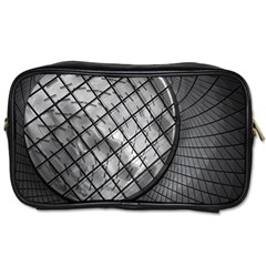 Architecture Roof Structure Modern Toiletries Bags