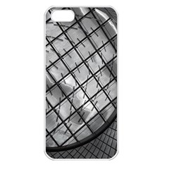 Architecture Roof Structure Modern Apple iPhone 5 Seamless Case (White)