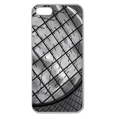 Architecture Roof Structure Modern Apple Seamless iPhone 5 Case (Clear)