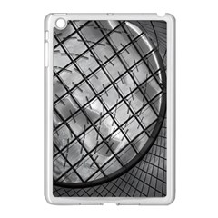 Architecture Roof Structure Modern Apple iPad Mini Case (White)