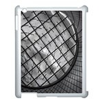Architecture Roof Structure Modern Apple iPad 3/4 Case (White) Front
