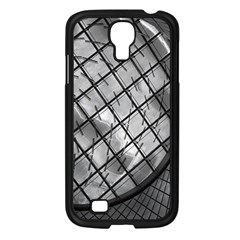 Architecture Roof Structure Modern Samsung Galaxy S4 I9500/ I9505 Case (Black)