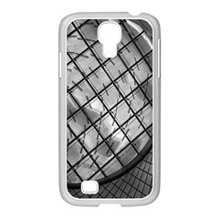 Architecture Roof Structure Modern Samsung GALAXY S4 I9500/ I9505 Case (White)