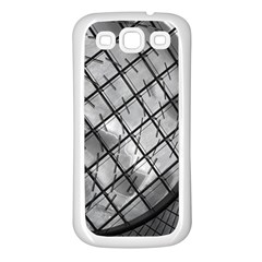 Architecture Roof Structure Modern Samsung Galaxy S3 Back Case (White)