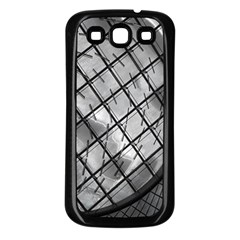 Architecture Roof Structure Modern Samsung Galaxy S3 Back Case (black)