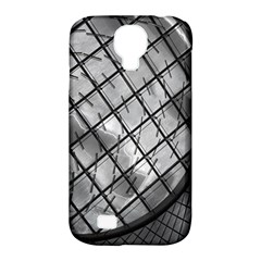 Architecture Roof Structure Modern Samsung Galaxy S4 Classic Hardshell Case (PC+Silicone)