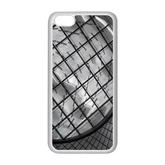 Architecture Roof Structure Modern Apple iPhone 5C Seamless Case (White)