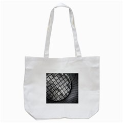 Architecture Roof Structure Modern Tote Bag (White)
