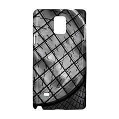 Architecture Roof Structure Modern Samsung Galaxy Note 4 Hardshell Case