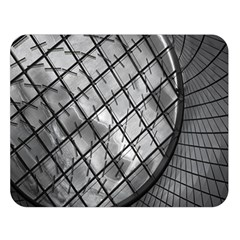 Architecture Roof Structure Modern Double Sided Flano Blanket (Large)