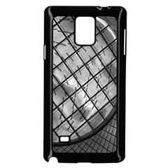 Architecture Roof Structure Modern Samsung Galaxy Note 4 Case (black)
