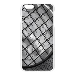 Architecture Roof Structure Modern Apple Seamless iPhone 6 Plus/6S Plus Case (Transparent)