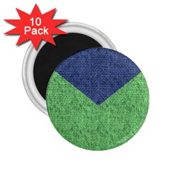 Arrow Texture Background Pattern 2 25  Magnets (10 Pack)