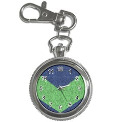 Arrow Texture Background Pattern Key Chain Watches