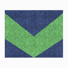 Arrow Texture Background Pattern Small Glasses Cloth