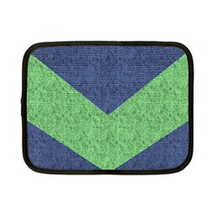 Arrow Texture Background Pattern Netbook Case (Small)