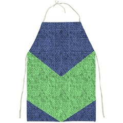 Arrow Texture Background Pattern Full Print Aprons