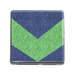 Arrow Texture Background Pattern Memory Card Reader (square)