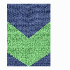 Arrow Texture Background Pattern Small Garden Flag (two Sides)