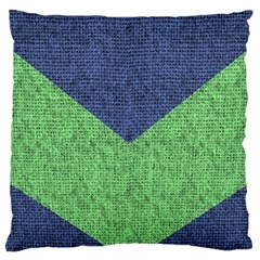 Arrow Texture Background Pattern Large Cushion Case (One Side)