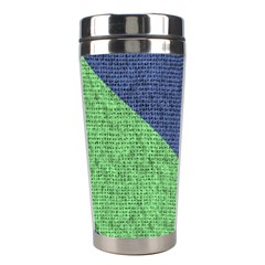 Arrow Texture Background Pattern Stainless Steel Travel Tumblers