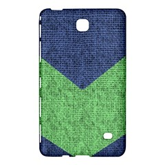 Arrow Texture Background Pattern Samsung Galaxy Tab 4 (7 ) Hardshell Case