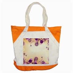 Background Floral Background Accent Tote Bag