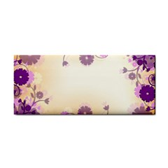 Background Floral Background Cosmetic Storage Cases