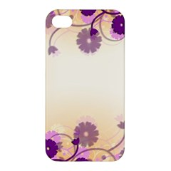 Background Floral Background Apple iPhone 4/4S Hardshell Case
