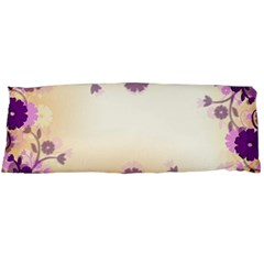 Background Floral Background Body Pillow Case Dakimakura (two Sides)