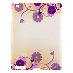 Background Floral Background Apple Ipad 3/4 Hardshell Case