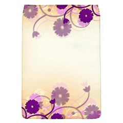 Background Floral Background Flap Covers (S)