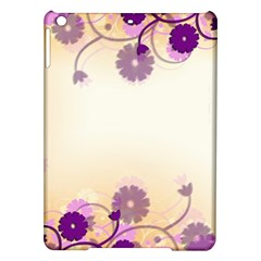 Background Floral Background iPad Air Hardshell Cases