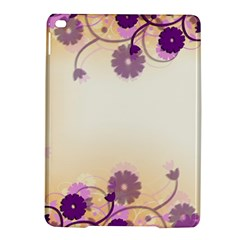 Background Floral Background Ipad Air 2 Hardshell Cases