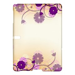 Background Floral Background Samsung Galaxy Tab S (10.5 ) Hardshell Case