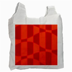 Background Texture Pattern Colorful Recycle Bag (Two Side)