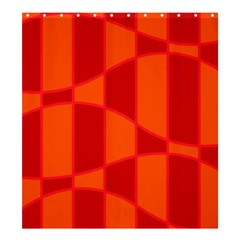 Background Texture Pattern Colorful Shower Curtain 66  x 72  (Large)