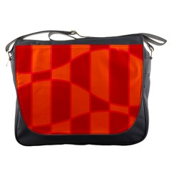 Background Texture Pattern Colorful Messenger Bags