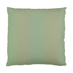Background Pattern Green Standard Cushion Case (one Side)