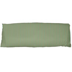 Background Pattern Green Body Pillow Case Dakimakura (two Sides)