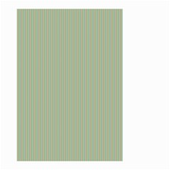 Background Pattern Green Small Garden Flag (two Sides)