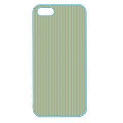 Background Pattern Green Apple Seamless iPhone 5 Case (Color)