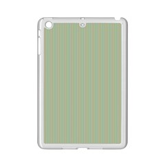 Background Pattern Green iPad Mini 2 Enamel Coated Cases