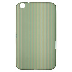 Background Pattern Green Samsung Galaxy Tab 3 (8 ) T3100 Hardshell Case