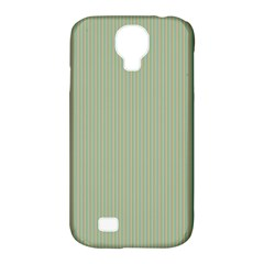 Background Pattern Green Samsung Galaxy S4 Classic Hardshell Case (PC+Silicone)
