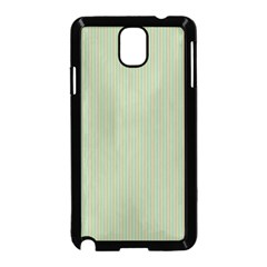 Background Pattern Green Samsung Galaxy Note 3 Neo Hardshell Case (black)