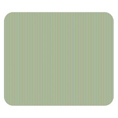 Background Pattern Green Double Sided Flano Blanket (Small)
